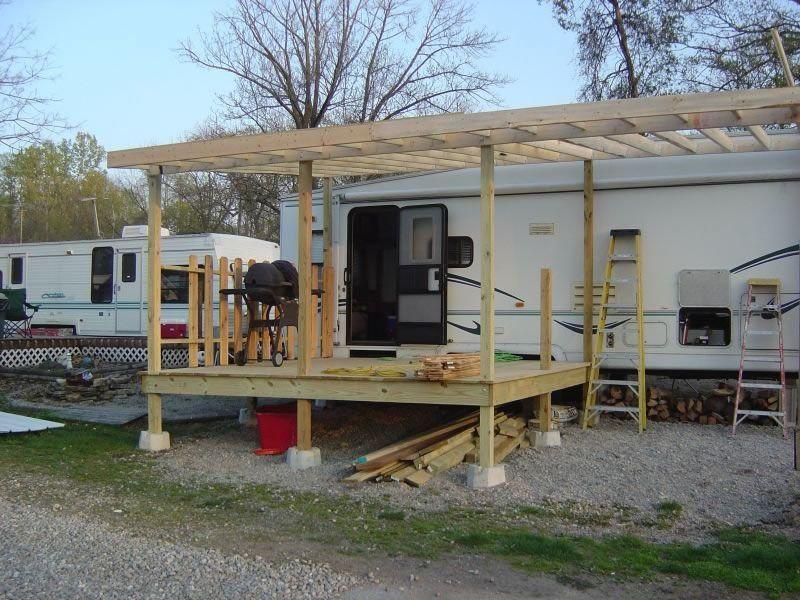Deck Our Camper