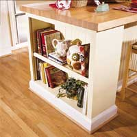 Open Cabinet from Better Homes and Gardens