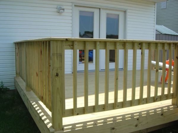 columbus oh treated wood deck after iii-323-600-450-80