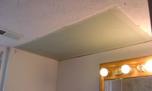 Hilliard OH Ceiling Repair