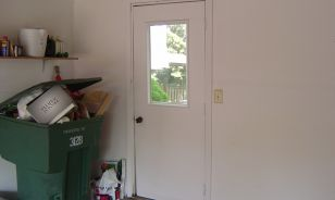 Dublin OH Wood Siding & Service Door Replacement